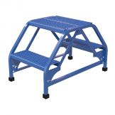 DOUBLE SIDED LADDER 2 STEP 19.3125W PERF