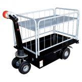 TRACTION DRIVE CART-1 SHELFS-SIDE LOAD
