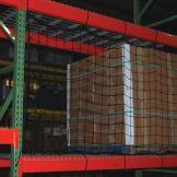 NYLON PALLET RACK NETTING 123 X 96 IN