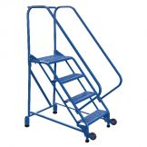 TIP-N-ROLL LADDER PERFORATED 4 STEP 50��