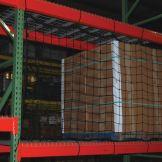 NYLON PALLET RACK NETTING 111 X 48 IN
